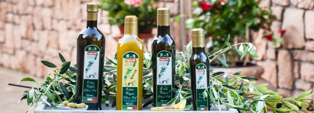 Olio extra vergine di olive made in italy