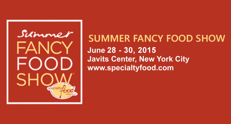 fancy food show nyc 2015