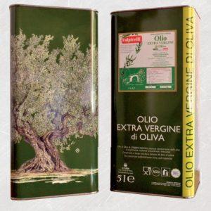 Olio di Frantoio in Lattina